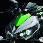 2014 Kawasaki Z1000 Amazing Headlight
