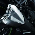 2014 Kawasaki Z1000 Exhaust