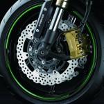 2014 Kawasaki Z1000 Front Breake