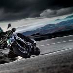 2014 Kawasaki Z1000 In Action_1