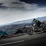 2014 Kawasaki Z1000 In Action_3