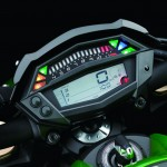 2014 Kawasaki Z1000 Instrument Display