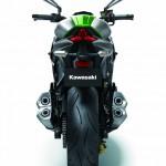 2014 Kawasaki Z1000 Rear