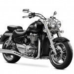 2014 Triumph Thunderbird Commander Black