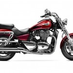 2014 Triumph Thunderbird Commander Red