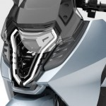 2014 Vectrix VT-1 Electric Scooter Headlight