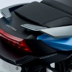 2014 Vectrix VT-1 Electric Scooter Tail