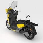 2014 Vectrix VT-1 Electric Scooter_6