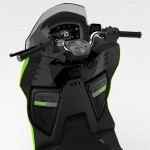 2014 Vectrix VT-1 Electric Scooter_7