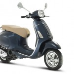2014 Vespa Primavera Blue Midnight