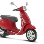 2014 Vespa Primavera Dragon Red