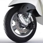 2014 Vespa Primavera Front Wheel