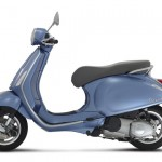 2014 Vespa Primavera MareChiaro Light Blue