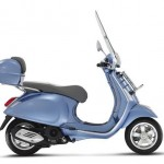 2014 Vespa Primavera with Windshield