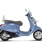 2014 Vespa Primavera with Windshield_1