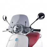 2014 Vespa Primavera with Windshield_2