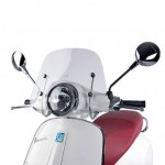 2014 Vespa Primavera with Windshield_3