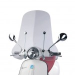 2014 Vespa Primavera with Windshield_4