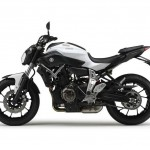 2014 Yamaha MT-07 Competition White