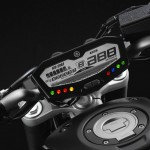 2014 Yamaha MT-07 Instrument Display