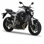 2014 Yamaha MT-07 Matt Grey