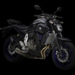 2014 Yamaha MT-07 Race Blu