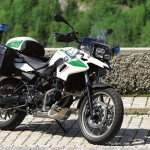 2014 BMW F700GS Police-spec
