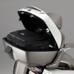 2014 BMW K1600 GTL Exclusive Rear Storage