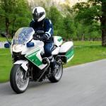 2014 BMW R1200RT Police-spec
