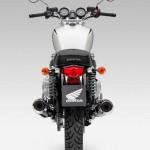 2014 Honda CB1100 EX Rear