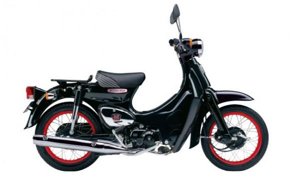 2014 Honda Little Cub 55th Anniversary Edition