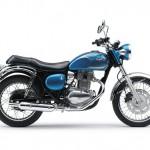 2014 Kawasaki Estrella 250 Candy Caribbean Blue_1