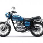 2014 Kawasaki Estrella 250 Candy Caribbean Blue_3