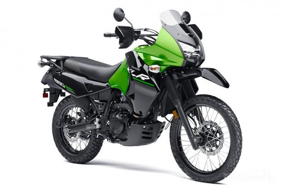 2014 Kawasaki KLR650 New Edition