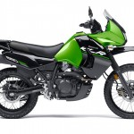 2014 Kawasaki KLR650 New Edition Candy Lime Green_1