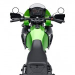 2014 Kawasaki KLR650 New Edition Candy Lime Green_3