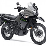 2014 Kawasaki KLR650 New Edition Metallic Flat Raw_1