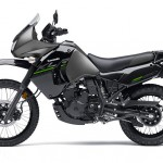 2014 Kawasaki KLR650 New Edition Metallic Flat Raw_2