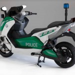 BMW C Evolution Police-Spec Electric Scooter _1