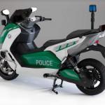 BMW C Evolution Police-Spec Electric Scooter _1