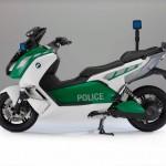 BMW C Evolution Police-Spec Electric Scooter _2
