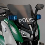 BMW C Evolution Police-Spec Electric Scooter _4