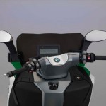 BMW C Evolution Police-Spec Electric Scooter _7