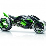 Kawasaki J Electric Three-Wheeler Concept_3
