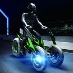 Kawasaki J Electric Three-Wheeler Concept_4