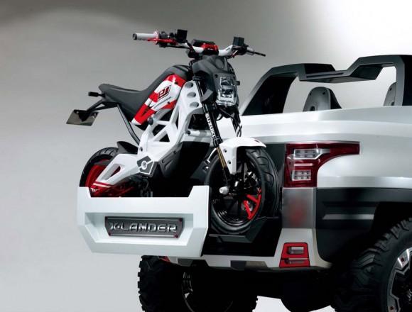 Suzuki Extrigger Electric Monkey Bike Concept