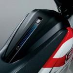 Suzuki Extrigger Electric Monkey Bike Concept Battery Meter