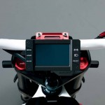 Suzuki Extrigger Electric Monkey Bike Concept Display
