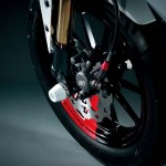 Suzuki Extrigger Electric Monkey Bike Concept Wheel