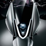 Suzuki Recursion Concept Headlight
